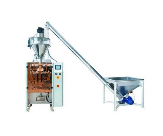 FDA Approved Powder Automatic Packaging Machine (MD420D/520D) pictures & photos