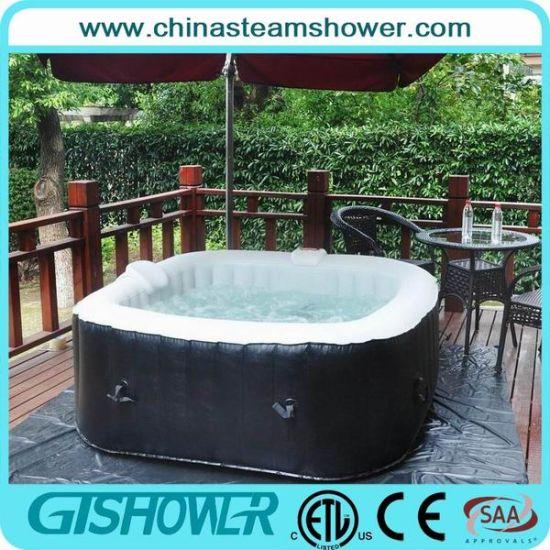 Small Portable Swimming Pool Hot Tub Combo PH050015
