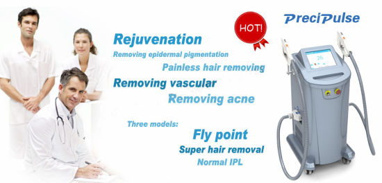 2018 Shr IPL RF Hair Removal Skin Rejuvenation Machine for Beauty Salon pictures & photos