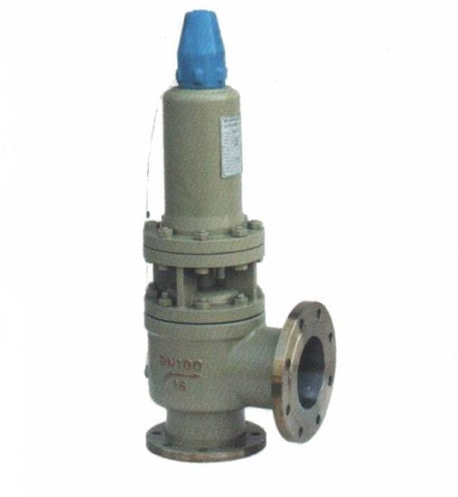 Full Lift High Temperature High Pressure Safety Valve with Heat Radiator (GA40Y) pictures & photos