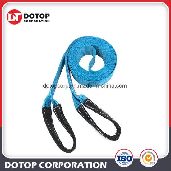 Webbing Sling Belt Type Acid Resistant Slings Nylon Lifting Sling