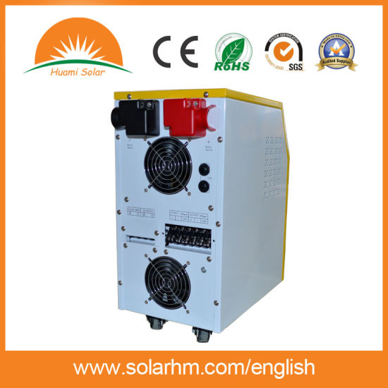 (X9-T10212-20) 12V1000W Pure Sine Wave LCD Solar Inverter with Controller pictures & photos
