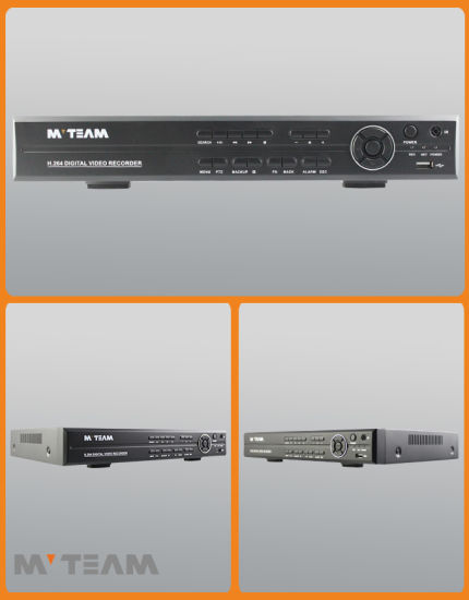 8CH Ahd, Tvi, Cvi, Cvbs, NVR 5 in 1 1080h Full HD DVR Recorder (6408H80H) pictures & photos