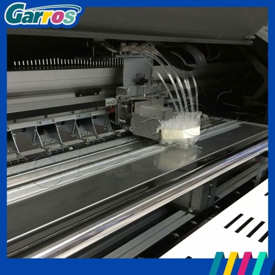 Garros Digital Bedsheets Direct to Fabric Sublimation Printer with Dx5 pictures & photos