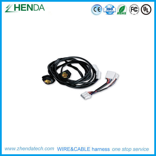 China Sale Wholesale Raw Material Wire Harness - China Cable ... on fall protection harness, battery harness, pet harness, oxygen sensor extension harness, cable harness, electrical harness, radio harness, engine harness, suspension harness, safety harness, nakamichi harness, alpine stereo harness, obd0 to obd1 conversion harness, pony harness, amp bypass harness, dog harness, maxi-seal harness,
