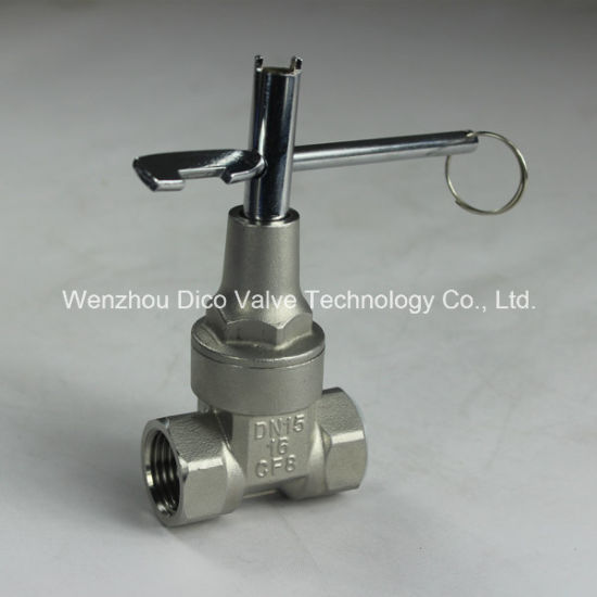 with Lock Gate Valve pictures & photos