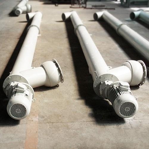 China Conveyor Manufactures Flexible Spiral Conveyors Screw Conveyor