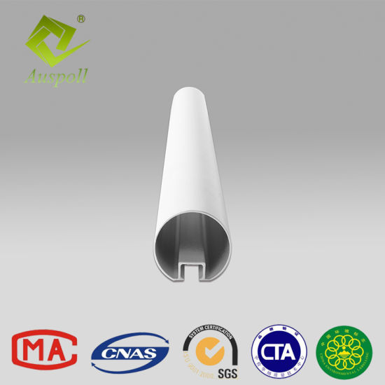 China Aluminum Interior Application Decoration Round Profile Tube