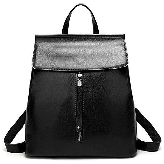 6154a2f3a7f8 Lady Backpack Fashion Women Backpack Custom Women PU Leather Backpack  School Student Backpack (WDL0546)