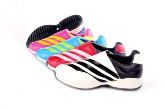 New Style Kids/Children Sport Shoes Slip on pictures & photos