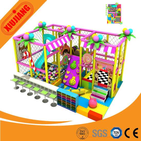 Professional Design Kids Soft Indoor Playground Equipment