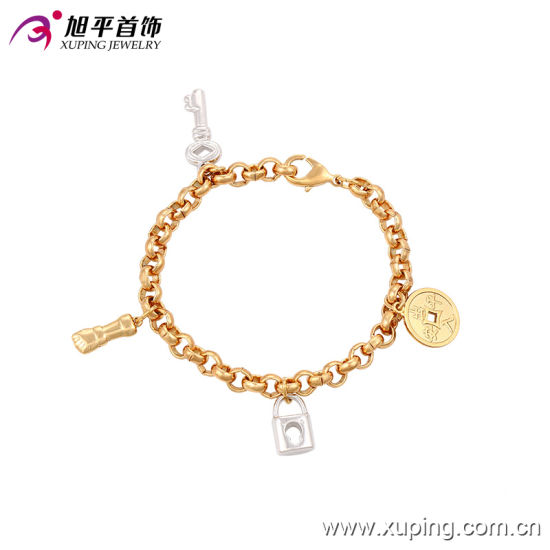 Xuping Fashion Special Multicolor Jewelry Bracelet 73894