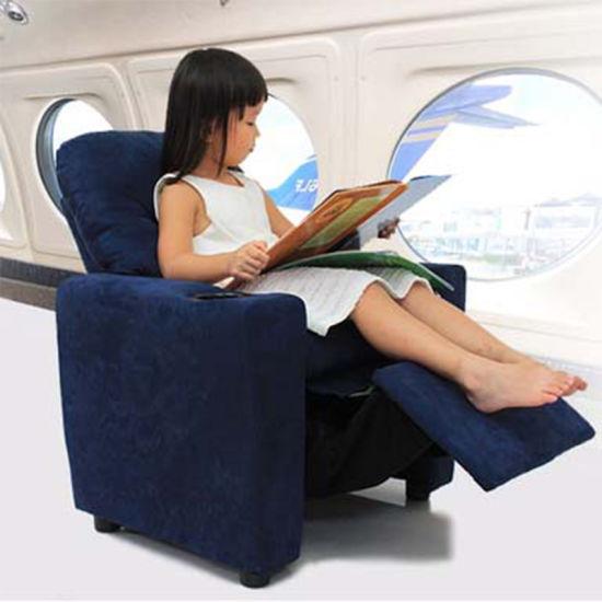 Attractive Lazy Boy Recliner Massage Chair PU Kids Recliner Chair/Children Furniture