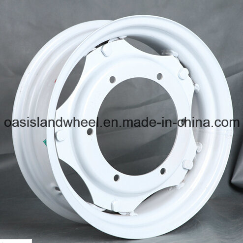 Agricultural Steel Wheel Rim (W8X24) for Tractor