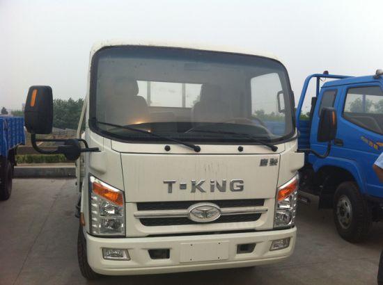 T-King 3t Light Truck with Isuzu Engine