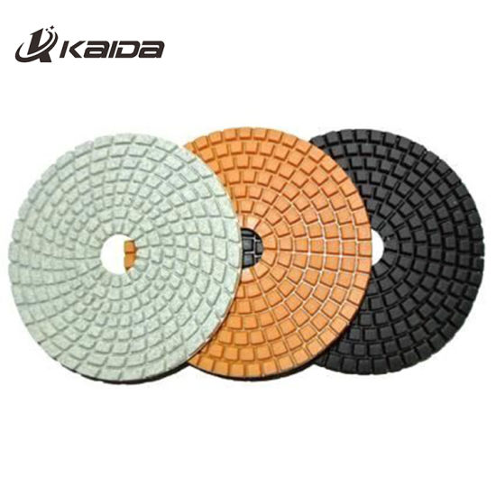 2018 Hottest Sale Diamond Floor Polishing Pads pictures & photos
