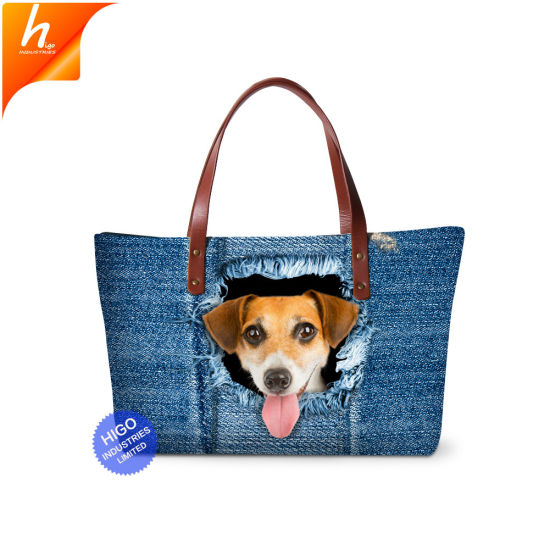 d92bef8e4061 China Single Shoulder Bags Sublimation Tote Bag Large Capacity ...