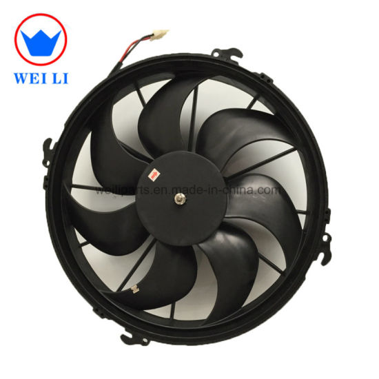 Most Popular Bus AC Cooling Fan with 7 Suction Blades