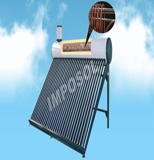 Cooper Coil Solar Water Heater (IPZZ)