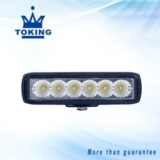 Auto LED Light Spotlight Bar Work Light (TK1518WFB)