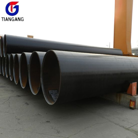 Pipeline Transport Alloy Steel Tube and Pipe with A335 Grade