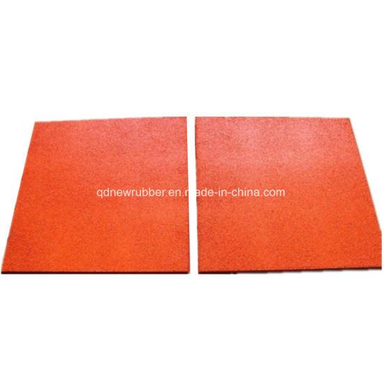 Playground Flooring Rubber Mat