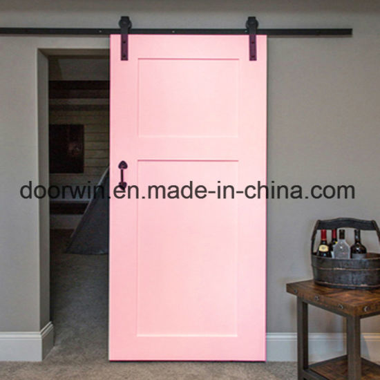 China Soundproof Interior Sliding Door Different Types Of Doors With