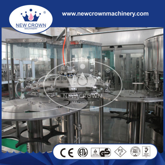 Monoblock Washing-Filling-Capping Machine for 3L-5L Bottle pictures & photos