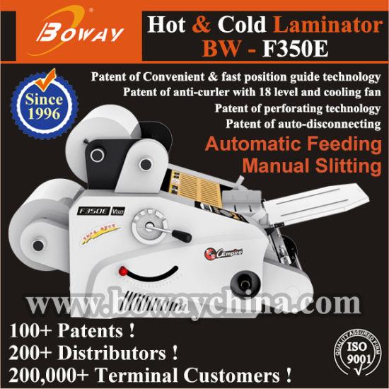 Boway Factory Supply 350mm Hot Cold Roll Film Lamination Laminator Laminating Machine Parts