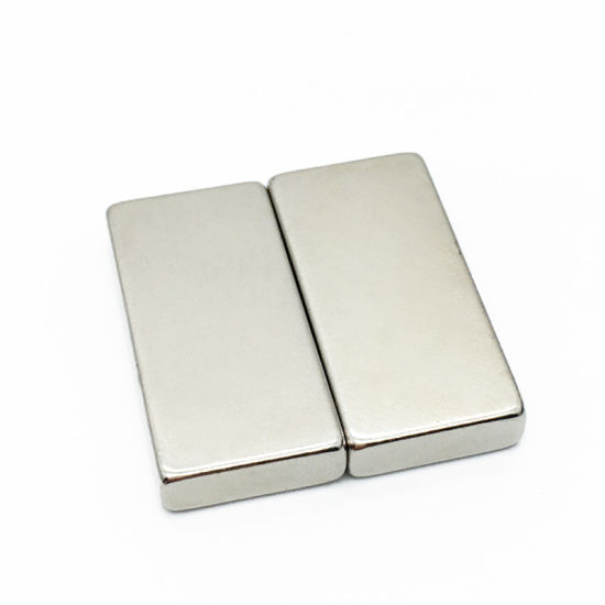 N35 NdFeB Neodymium Block Rectangular Rare Earth Permanent Magnet