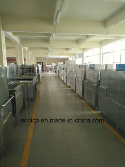 Eco-L500 Five Meter Automatic Conveyor Dish Washer Machine pictures & photos