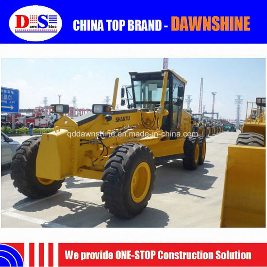 180HP China Grader Price Sg18-3 New Shantui Motor Grader pictures & photos