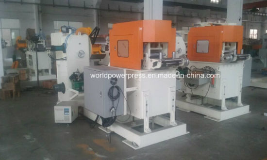 Uncoiler, Straightener and Nc Feeder for Sheet Metal (TNCF) pictures & photos