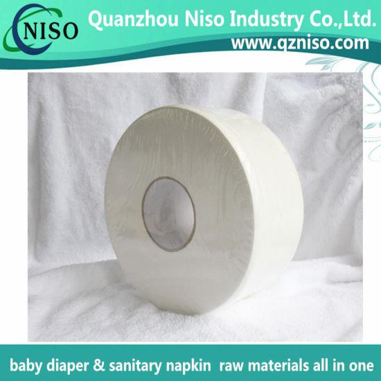 100% Virgin Pulp Carrier Tissue Paper for Diaper (TL-A02)
