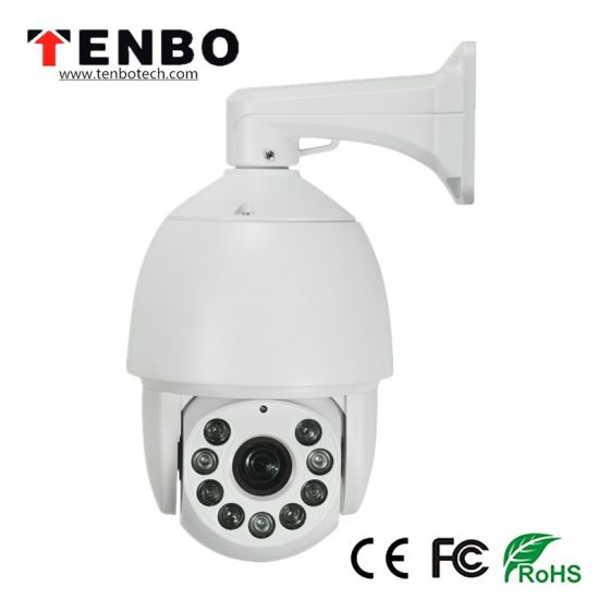 bd84a492372 7-Inch 5.0MP 33X Optizal Zoom Auto Focus CCTV Security Network HD IR High  Speed PTZ Camera