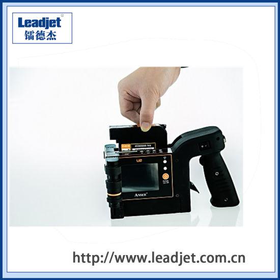 China Portable Inkjet Printer for Carton Number Printing