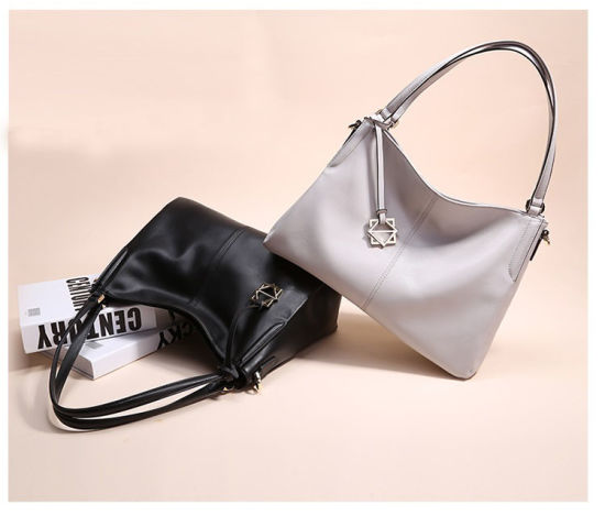 Classical Top Selling Offical Women Tote Bag Wholesale Ladies Satchel Handbags for Outside