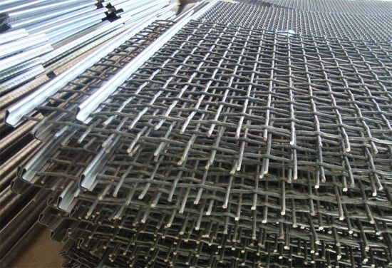 Tec-Sieve 65mn Wire Screen Media with Hook Strips