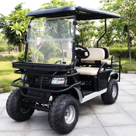 China Manufacturer 4 Seater Electric Smart Buggy Hunting Car (DH-C4) pictures & photos