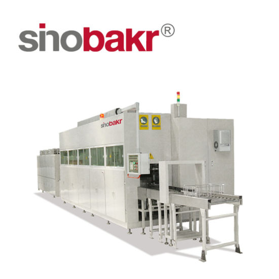 Truck Engine Parts Ultrasonic Cleaning Machine