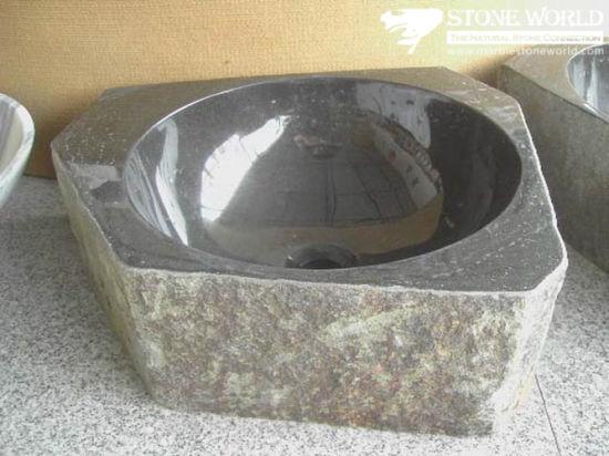 Polishing Granite Marble Stone Basin Sink For Bathirrom Kitchen