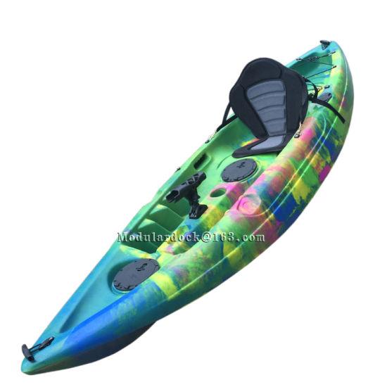 LLDPE China Wholesale Newest Double Professional Fishing Kayak