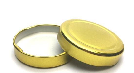 63mm Twist off Canned Cap for Glass Bottle pictures & photos
