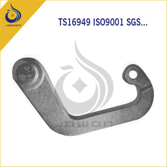 CNC Machining Cast Iron Faucet with Ts16949 pictures & photos