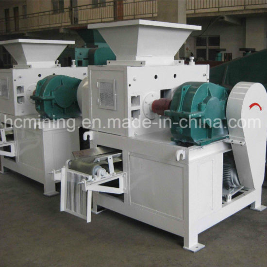 Hydraulic/Wood /Coal /Sawdust/ Straw/ Charcoal Powder Making Press Briquette Machine pictures & photos