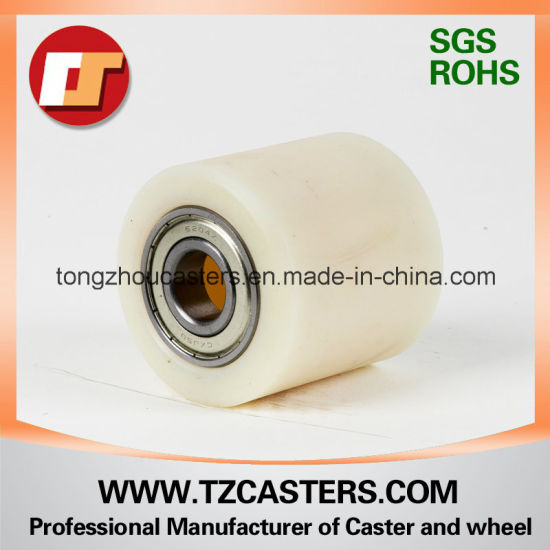 White Nylon Roller 82X70mm