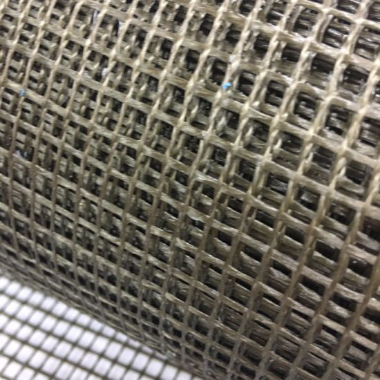 200g 5X5mm Basalt Fiber Geogrid Mesh Ues for Buildings pictures & photos