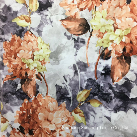 Flower Patterns, Sofa, Used For Home Textiles, Printed Fabric