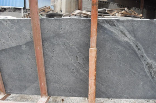 Silver Grey Granite, Granite Slab Floor Tile pictures & photos