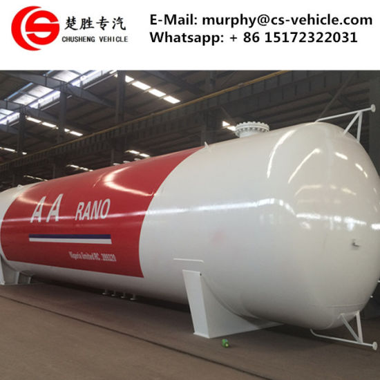 50000 Liter LPG Storage Tank 25tons LPG Skid Tank 50m3 Used LPG Gas Tank pictures & photos
